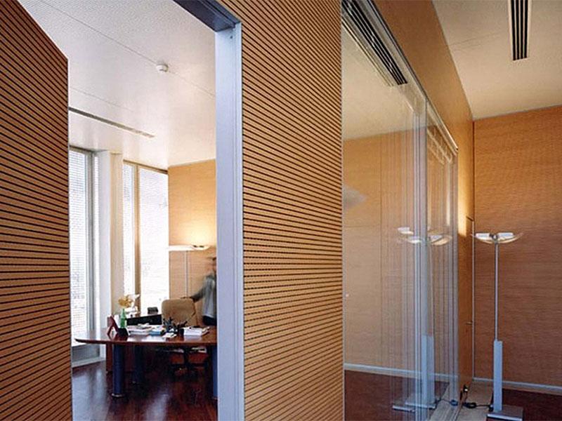 Акустический комфорт в помещении с панелями
