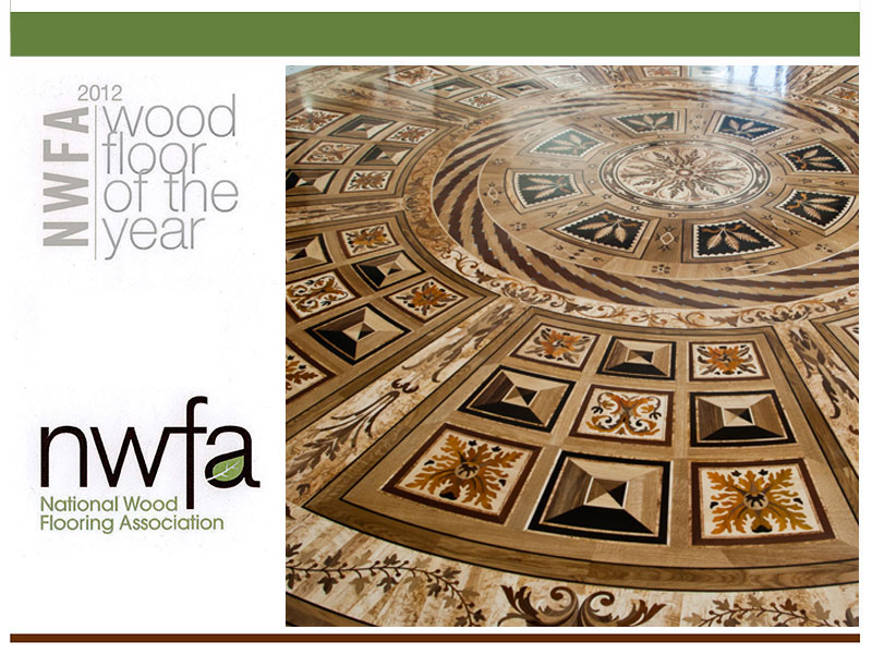 «NWFA Wood Flooring Expo 2012»