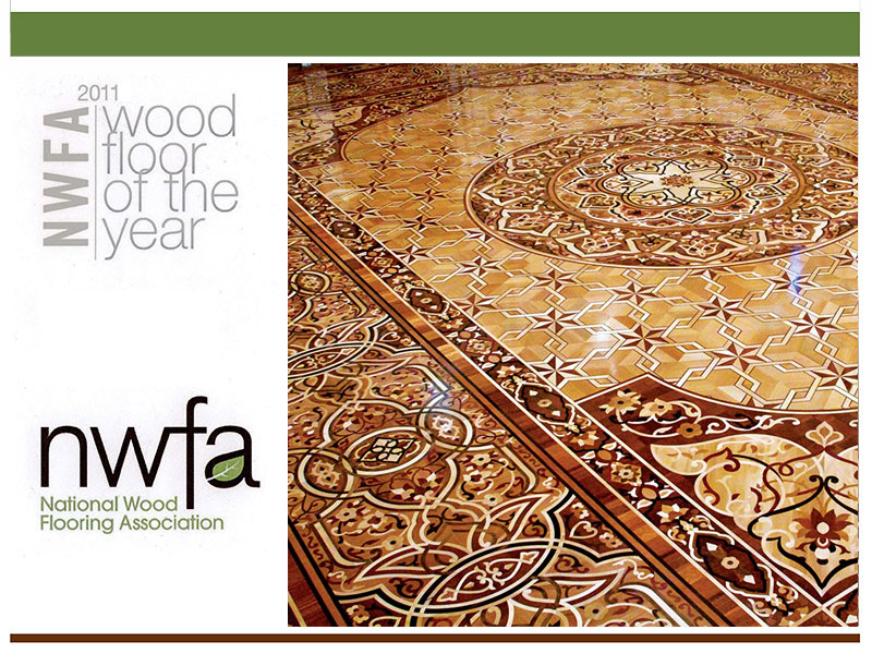 «NWFA Wood Flooring Expo 2011»