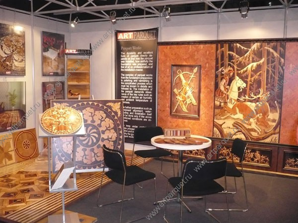 DOMOTEX HANNOVER 2010