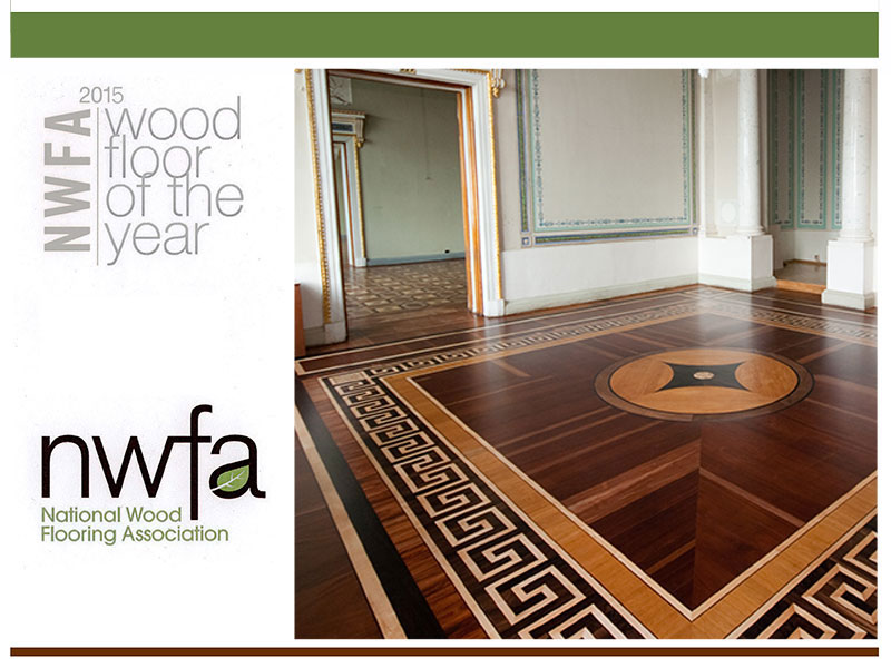 «NWFA Wood Flooring Expo 2015»